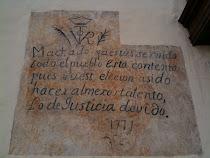 Machado en Vegueta