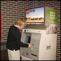 Cash Machine Scam