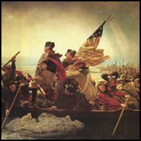 Wahington Crossing the Delaware