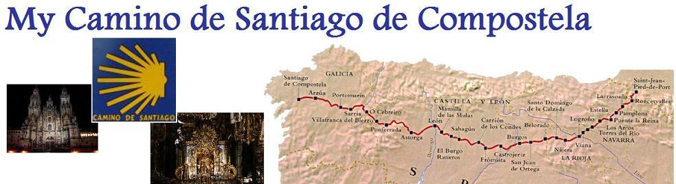 My Camino de Santiago de Compostela