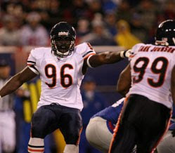 Bears will Rebound; crush pitiful Browns in Week 8