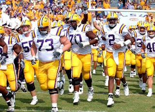 NCAA Football Betting – LSU vs Mississippi Preview/Pick