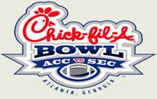 Chick-Fil-A Bowl: Tennessee Volunteers vs. Virginia Tech Hokies