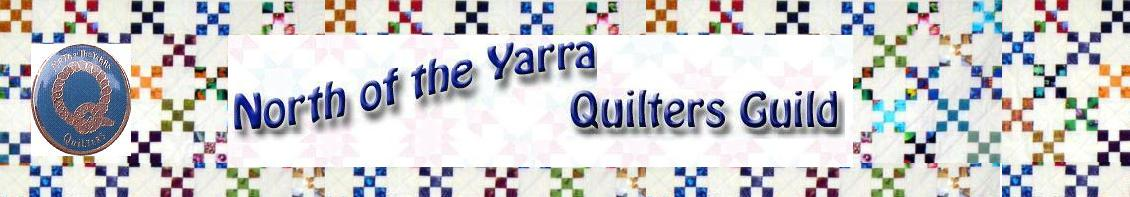 North of the Yarra Quilters Guild Inc Blog