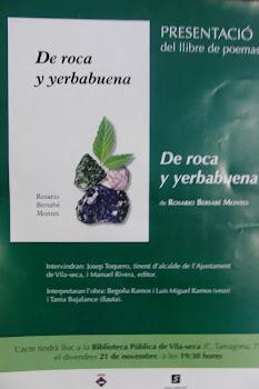 Cartel de presentación en Vila-Seca