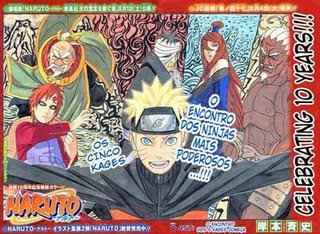 Naruto Mangá - Capítulo 457 (Traduzido)