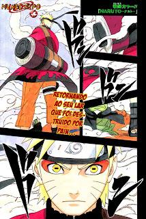Naruto Mangá 430 (Colorido)