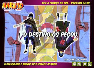 Naruto Mangá 384 (Colorido)