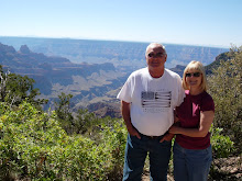 Wayne & Debbie  @ North Rim Grand Canyon