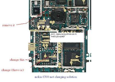 nokia 6300 not charging schematic circuit diagram rh diagramnovo blogspot com