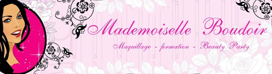 Vidéos conseils maquillage Mademoiselle Boudoir.com