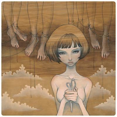 Audrey Kawasaki Exhibition Information - オードリー・カワサキ 個展 'Watching