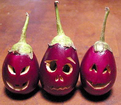 eggplant evil