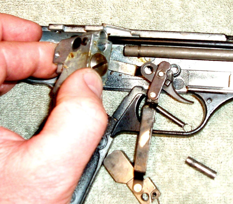 remington airmaster 77 repair manual