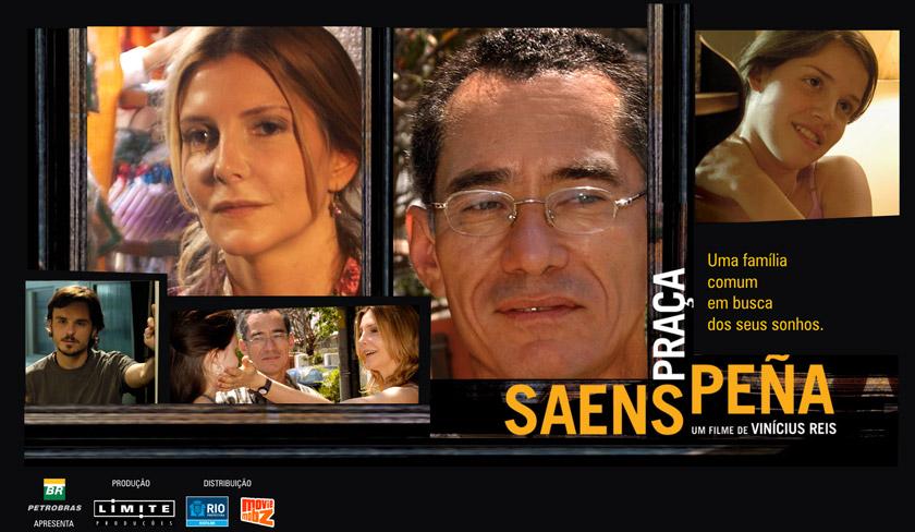 Praça Saens Peña - O Filme