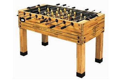 Six Ludwigs Premier Soccer Table Of Champions - Premier soccer foosball table