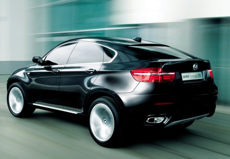 car wallpapper: BMW X6