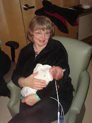 Grandma Michaels & Maggie