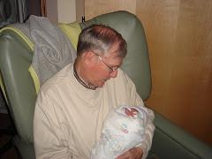 Grandpa Michaels & Gavin