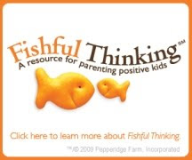 Proud to be a Faculty Fish in a Positive Parenting Pond!
