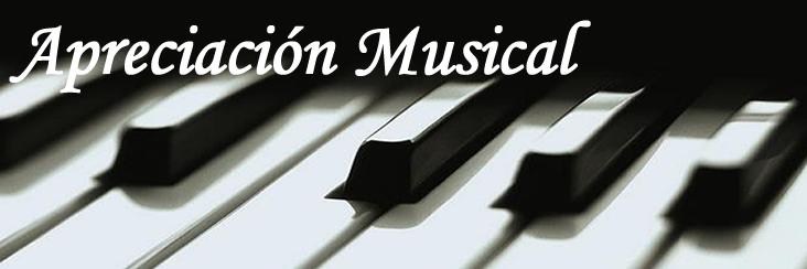 Apreciacion Musical