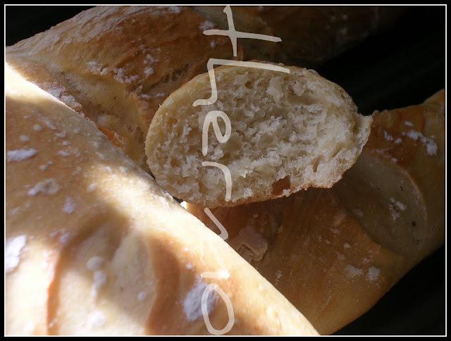 Baguettes de pan