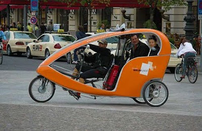 Unusual taxi around the world 28