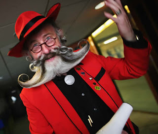 world beard and moustache championships brighton