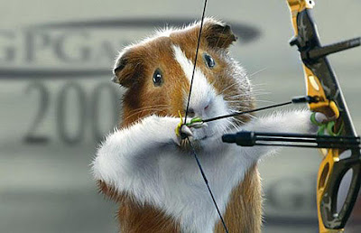 Grueling Guinea Pig Games of the 2009 Olympics