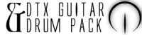 DTX GUITAR & DRUM PACK