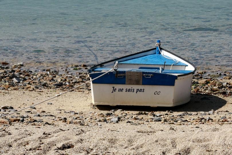 Barque à Pendruc.