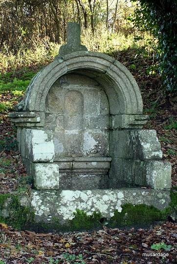 Fontaine Ste Elisabeth (Trégunc).