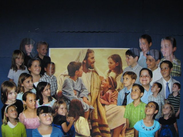 LDS Primary Helps