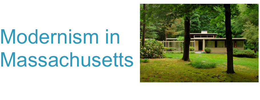 Modernism in Massachusetts