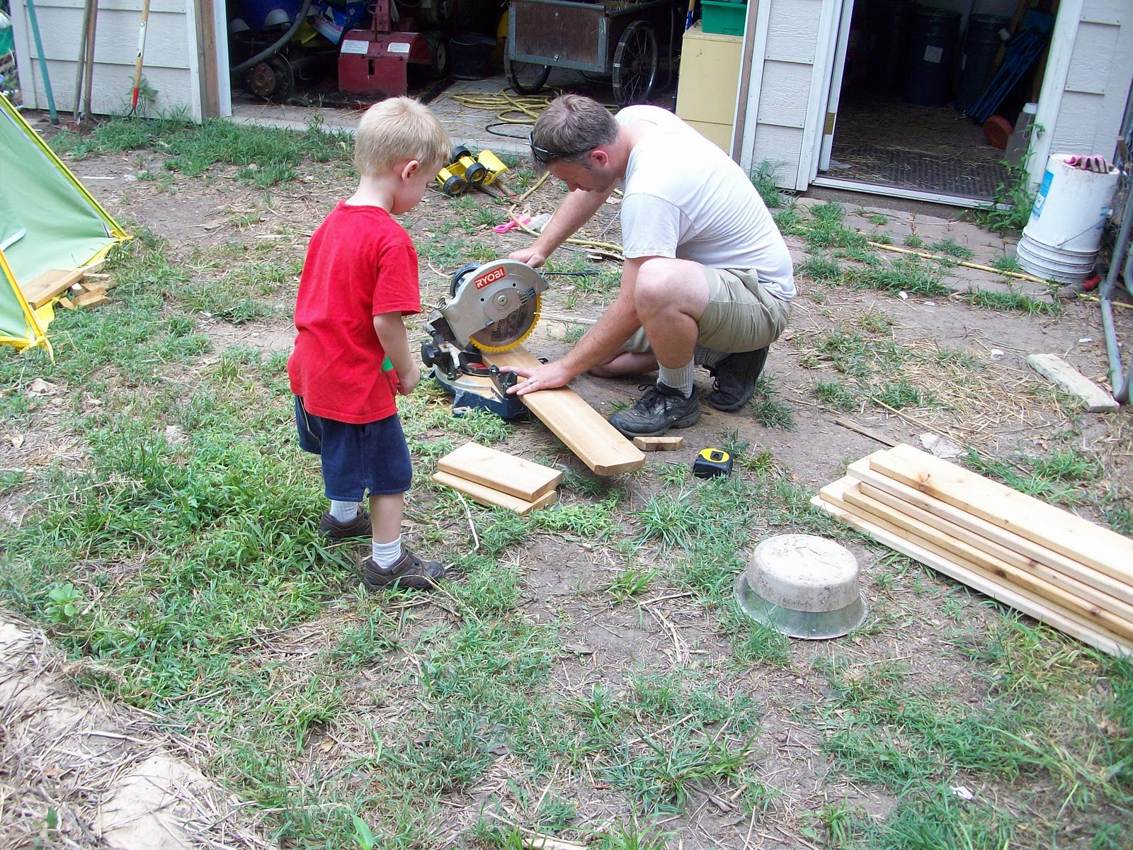 homestead roots sandbox for addies birthday could also be a