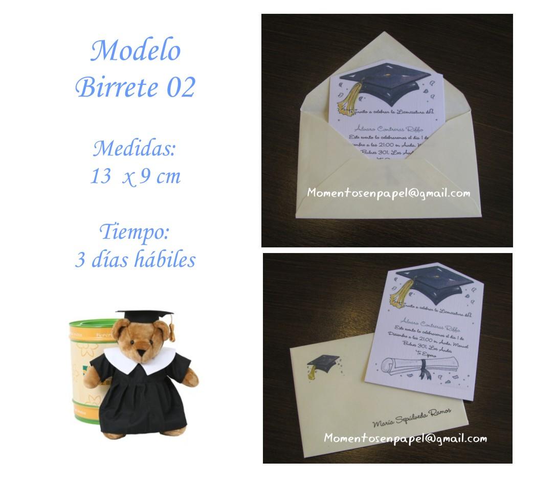 Licenciatura y Graduacion: Actualizamos!!! Invitaciones y ...