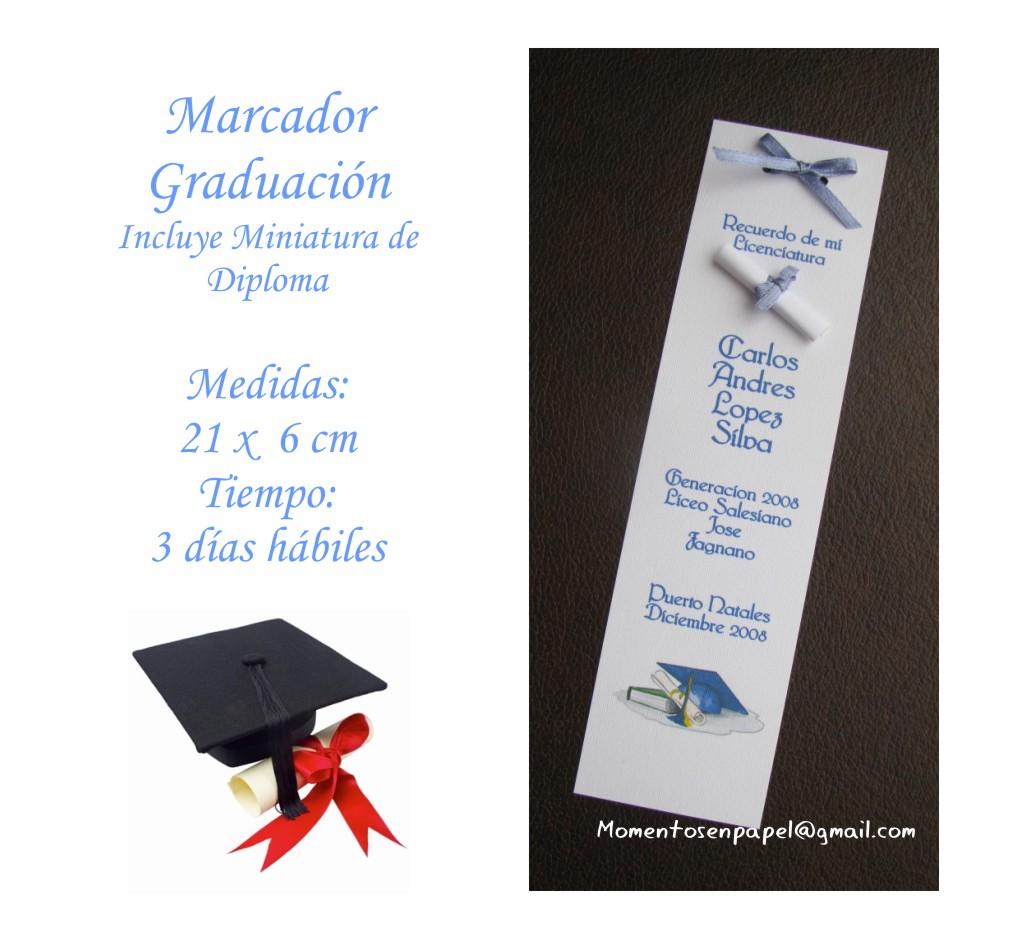 Licenciatura y Graduacion