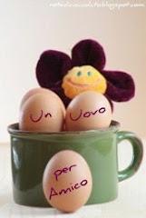 """Un uovo per amico di Federica """"Note di cioccolato"""""""