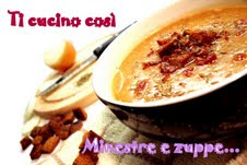 "Contest Minestre e zuppe di ""Ti cucino cos"""