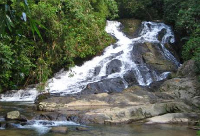 Bok Krai Waterfall
