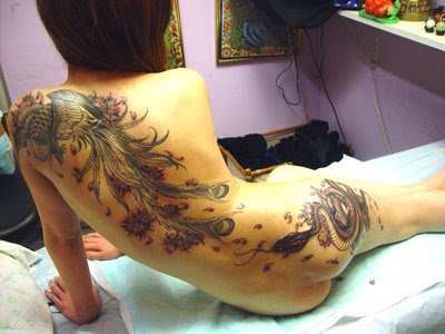 Some of the best tattoos for girls are the ones that are all about trends.