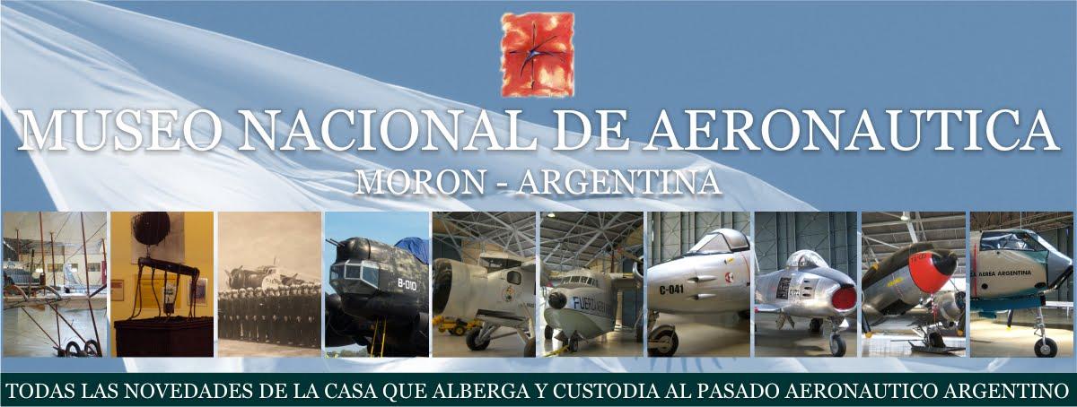 Museo Nacional de Aeronáutica Morón