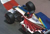 Grozota od automobila BAR Honda Racing tima
