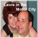 Laura in the Motor City