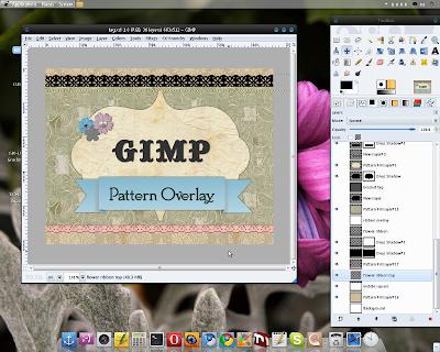GIMP Tutorial: How to Make a Hexagonal Pattern