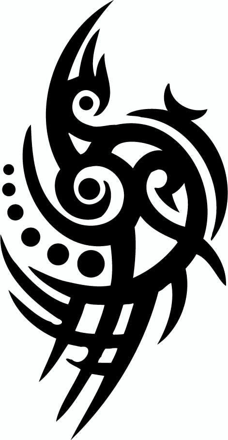 Classic Tribal Tattoo Designs 4