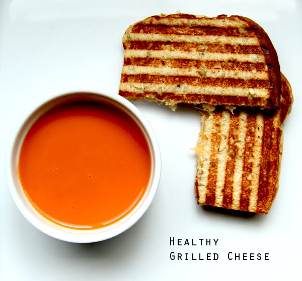 Eat That Apple}: Healthy VS Gourmet Grilled Cheese