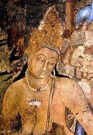 Avalokiteshwara-the calm Boddhisattva