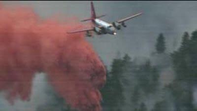 Boulder CO Fire