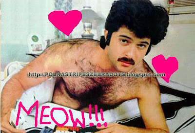 anil kapoor, bollywood, fugly, hairy, jungle fever, ugly, fashion, clothes, bad, sexy, hot, chest hair, hair, body, http://polkastripeszebradots.blogspot.com/